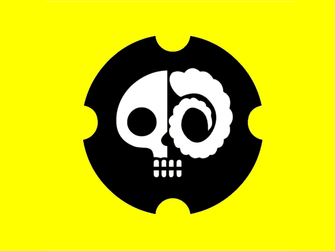 Hosh Yellow DrunkSkull